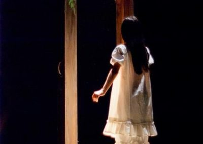 Paige performing in The Secret Garden, Directed by Michelle Markwart Deveaux at the Los Altos Youth Theater, show directed by Michelle Markwart Deveaux