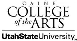 Caine College Arts, Errik M. Hood logo