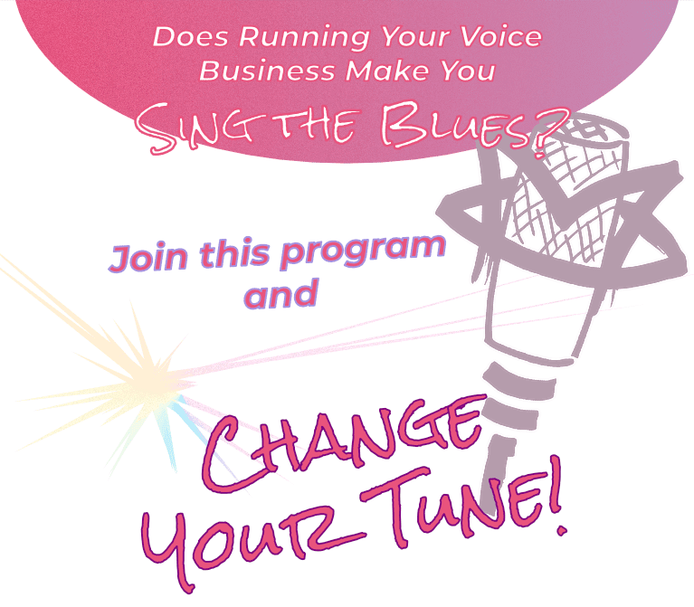 2019 H2R banner (mobile) faithculturekiss - Does running your voice studio make you sing the blues? Join this program and change your tune!