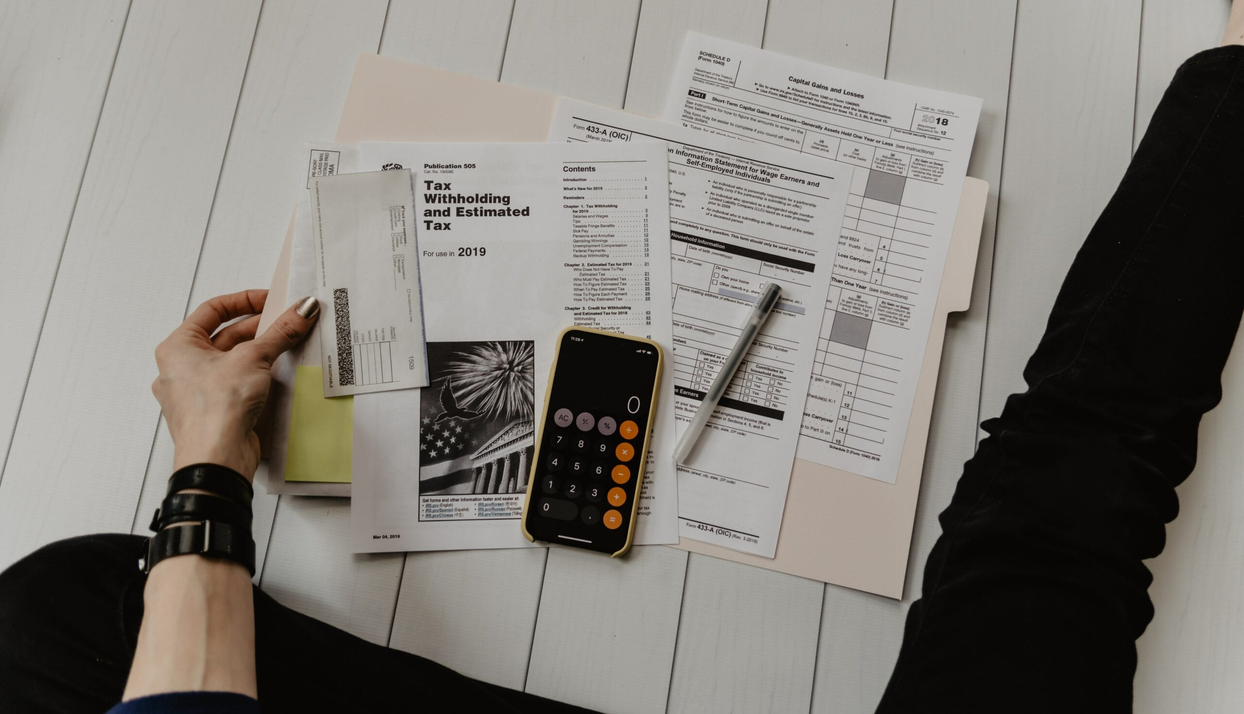how to decide if you should become an LLC tax forms